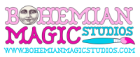 Bohemian Magic Studios Logo Resized
