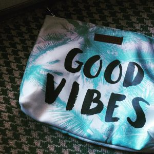 Good Vibes Bag