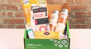The Influenster Spice VoxBox Product Review