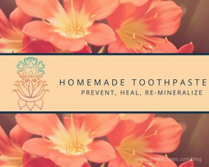 Homemade Toothpaste_Prevent