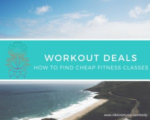 How to Find Cheap Fitness Classes