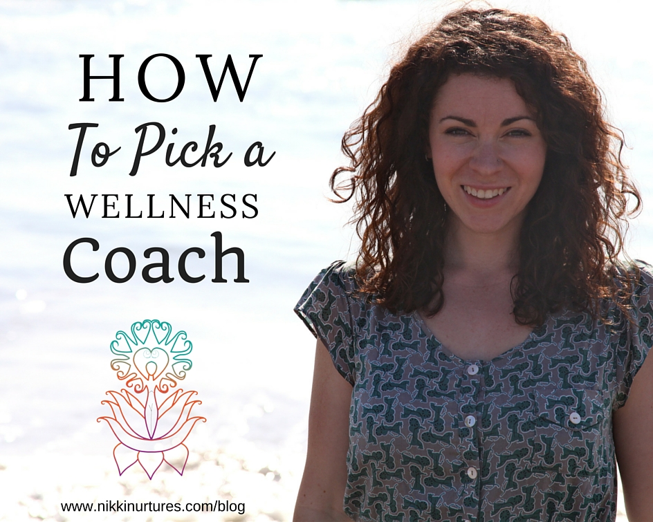 How to Pick a Wellness Coach