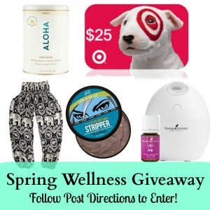 Spring Wellness Giveaway