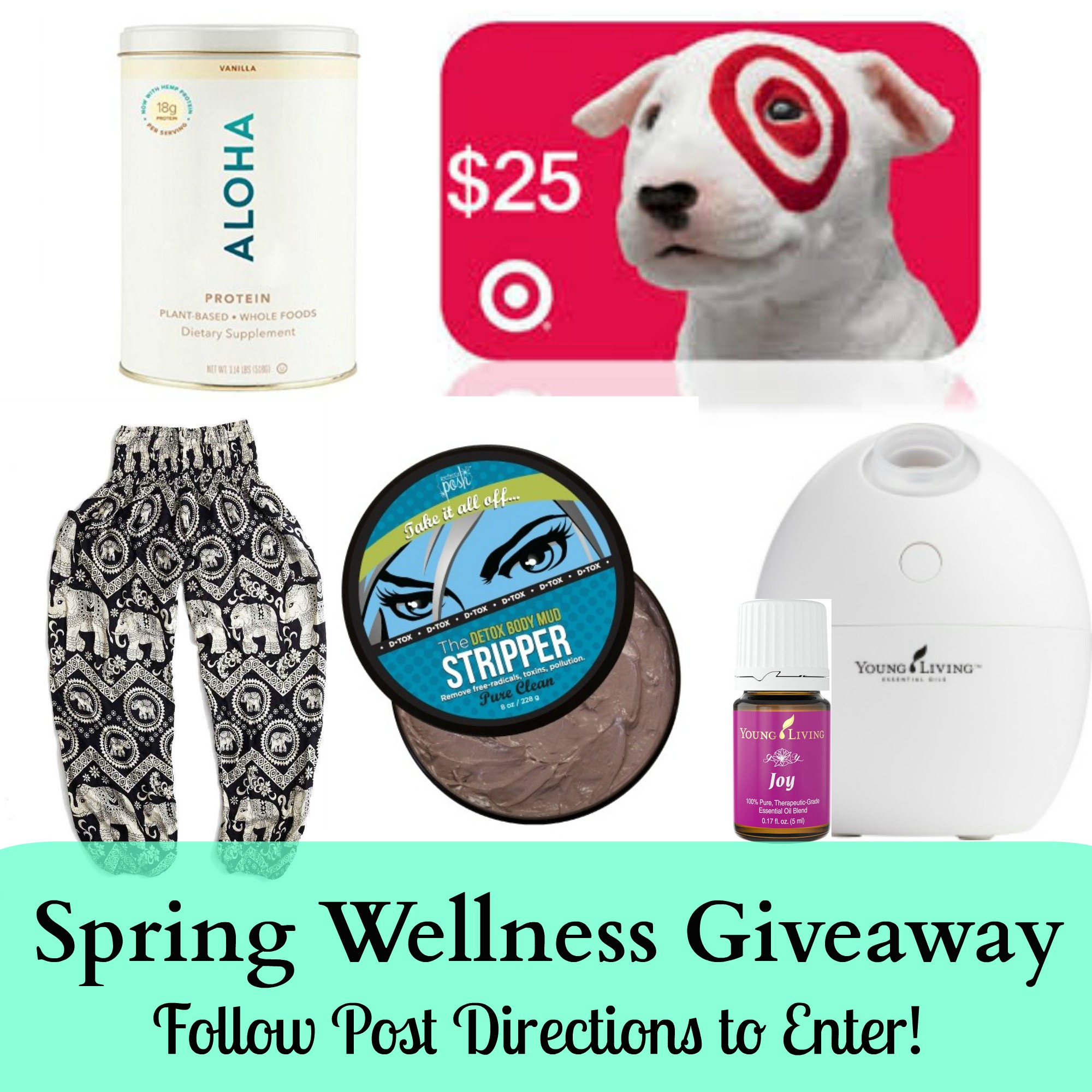 Spring Wellness Giveaway!