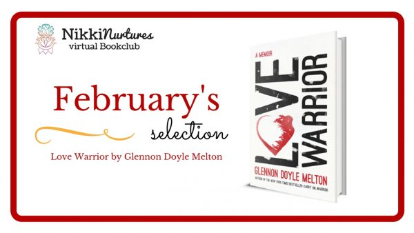 February's Virtual Bookclub Selection