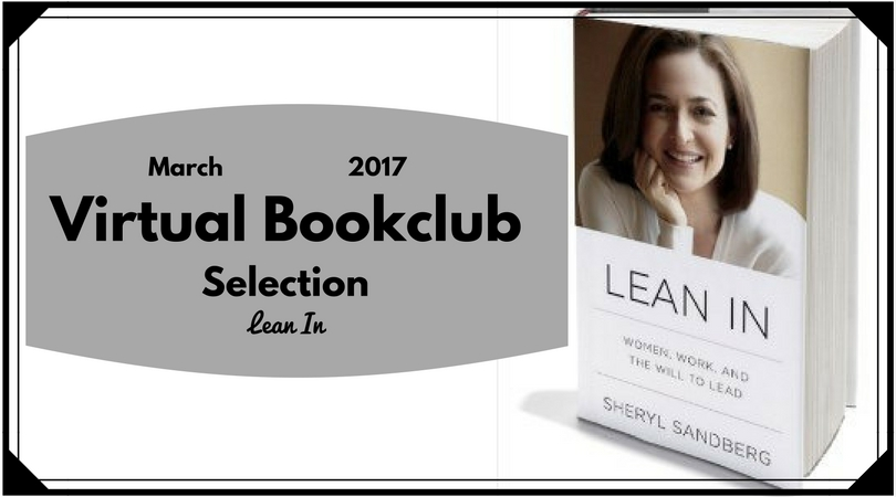 March Book Pick: Lean In
