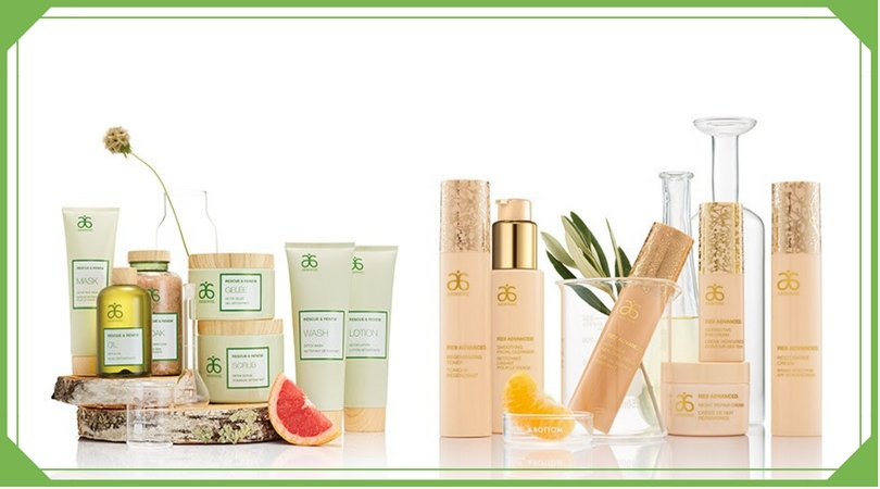 arbonne launches miss beauty