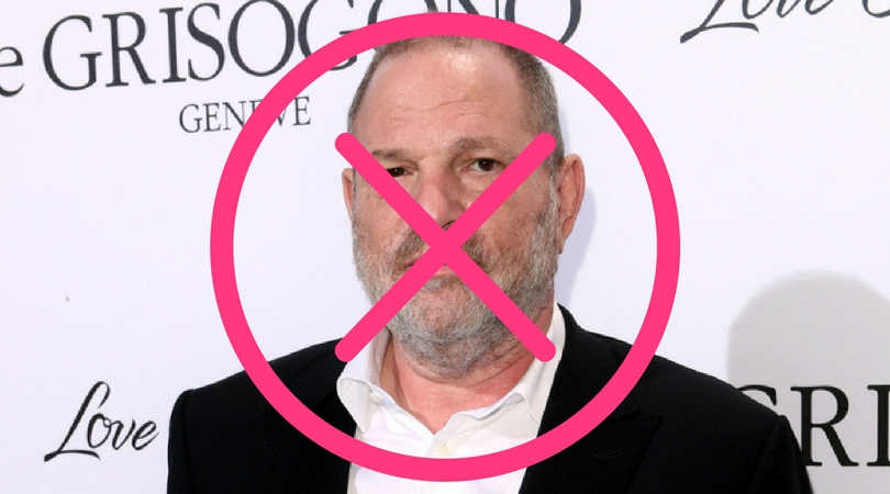 Thoughts on the Harvey Weinstein Scandal & What It's like to be a Woman in Hollywood