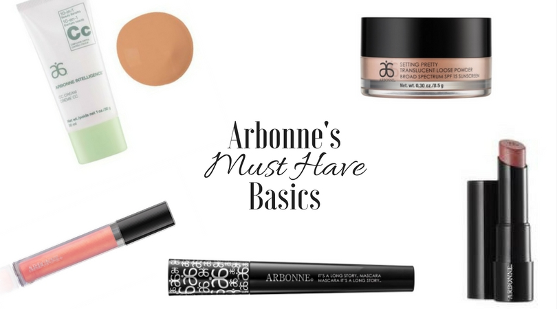 Arbonne's Must Have Basics