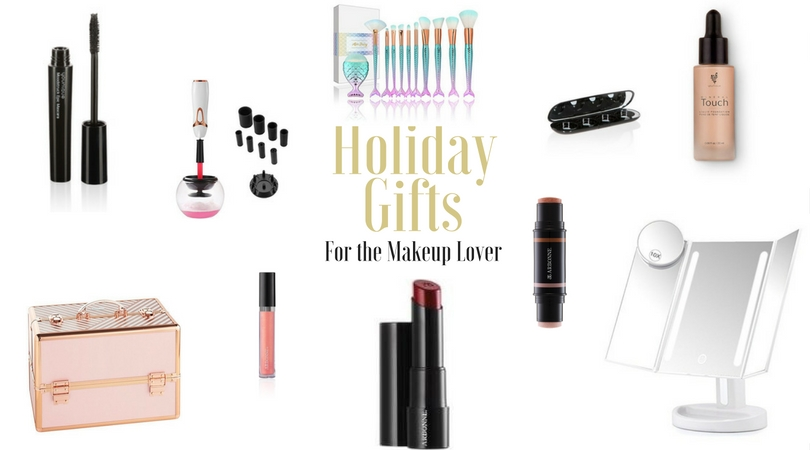 10 Holiday Gift Ideas for Makeup Lovers
