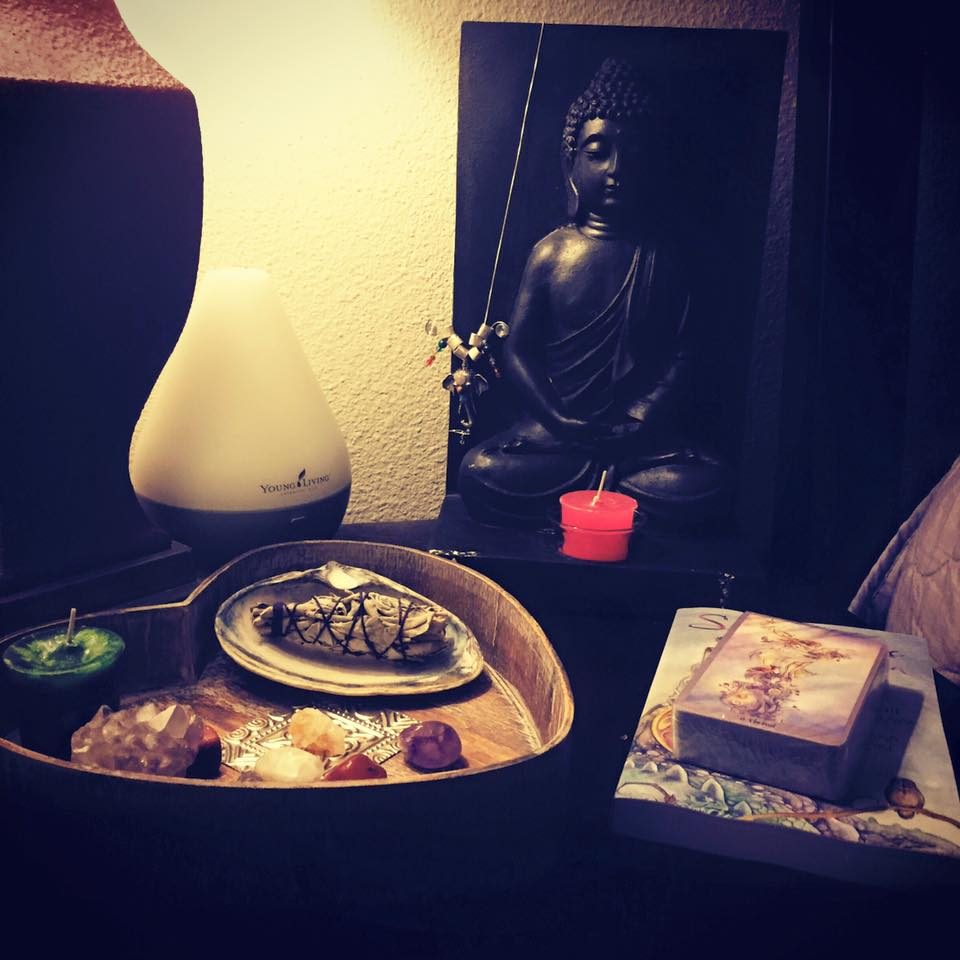 How to Build an Altar of Good Vibes