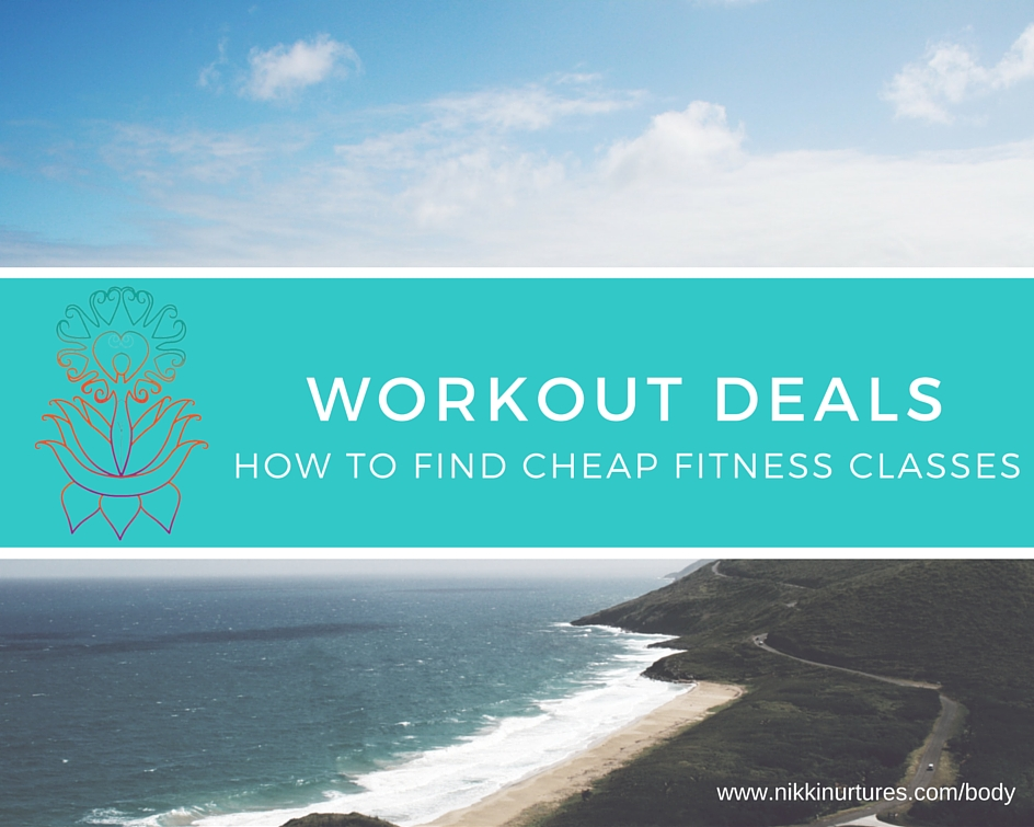 Workout Deals: How to Find Cheap Fitness Classes