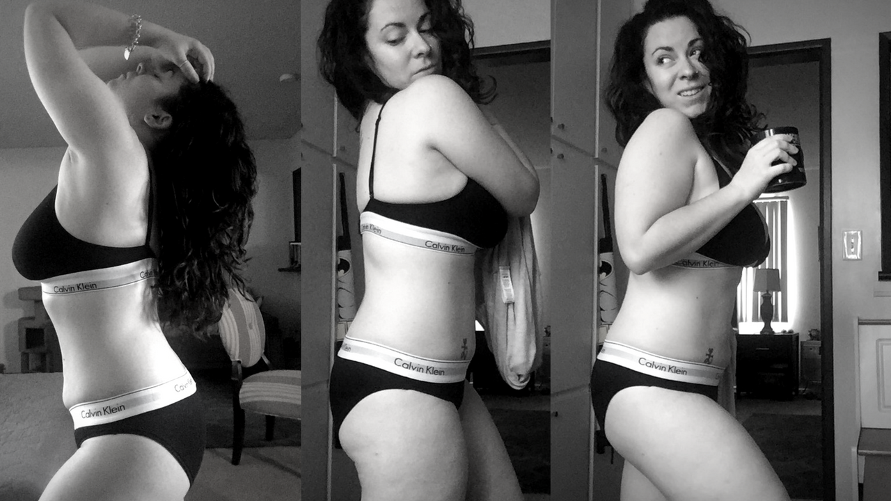 Why Gaining Weight Back Was a Blessing in Disguise