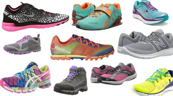 Top 10 Most Stylish Athletic Shoes