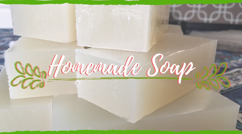 DIY Homemade Soap
