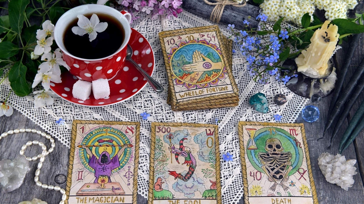 Tarot Readers Give Advice on Finding and Connecting with Your First Tarot Deck