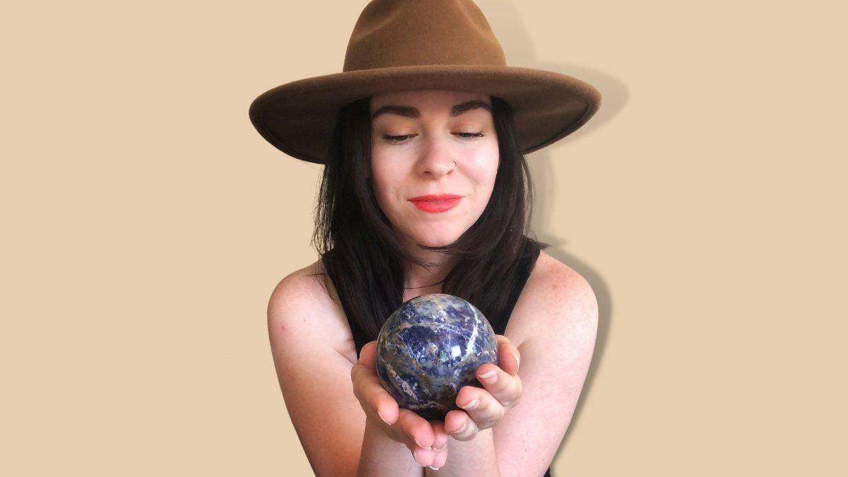Sodalite is the Crystal Every Writer Should Have